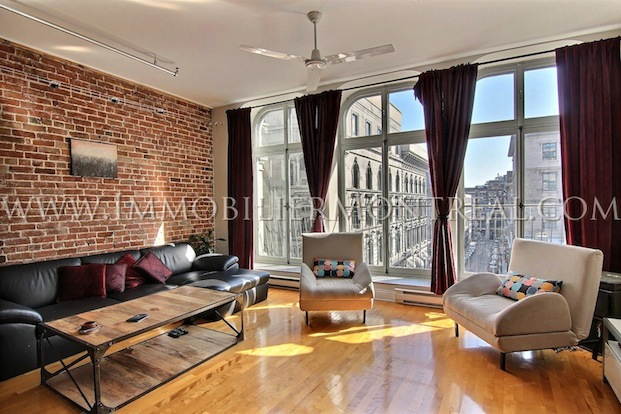 Location appartements meubl s montreal furnished for Meuble bricks montreal