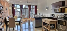 Accueil-Condo-Loft-Old-Montreal-Old-Port-395-Notre-Dame-Ouest-For-Rent-A-Louer-2