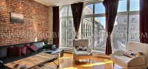 Condo-Loft-Old-Montreal-Old-Port-395-Notre-Dame-Ouest-For-Rent-A-Louer-1