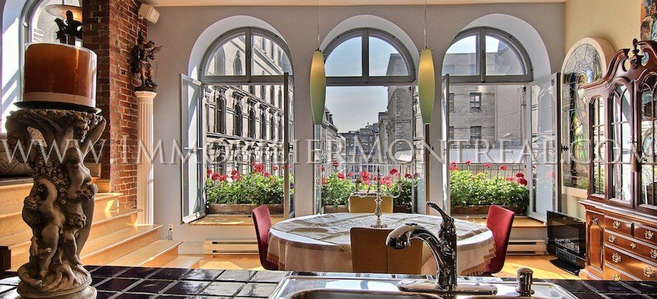 Condo-Loft-Old-Montreal-Old-Port-395-Notre-Dame-Ouest-West-For-Sale-A-Vendre-13A