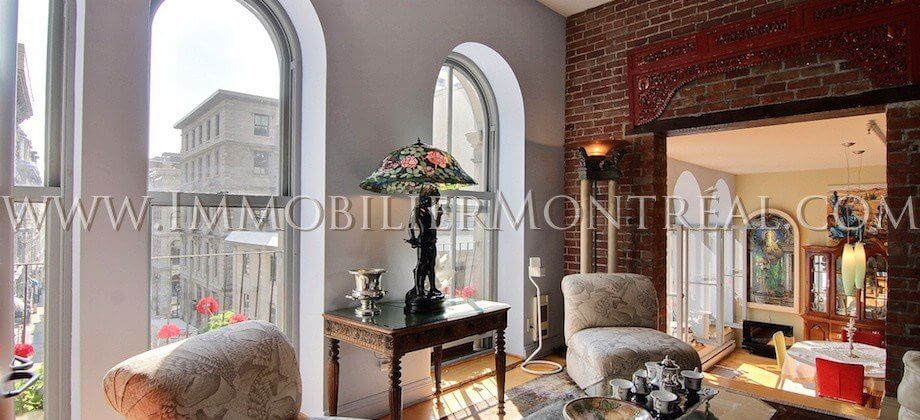 Condo-Loft-Old-Montreal-Old-Port-395-Notre-Dame-Ouest-West-For-Sale-A-Vendre-18A