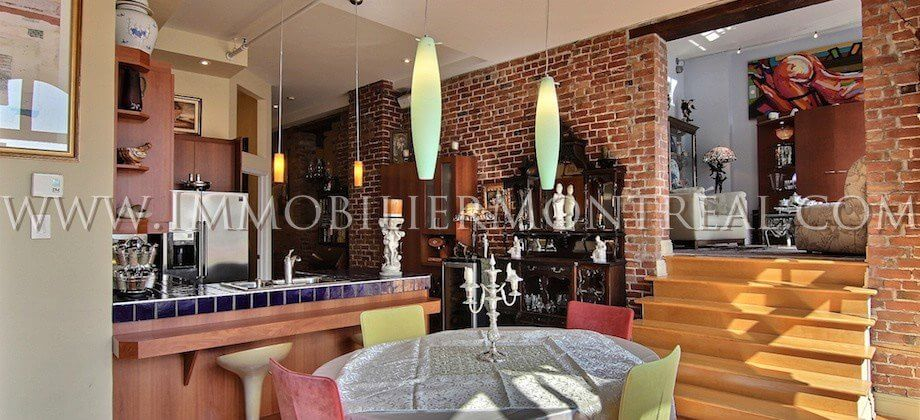 Condo-Loft-Old-Montreal-Old-Port-395-Notre-Dame-Ouest-West-For-Sale-A-Vendre-19A