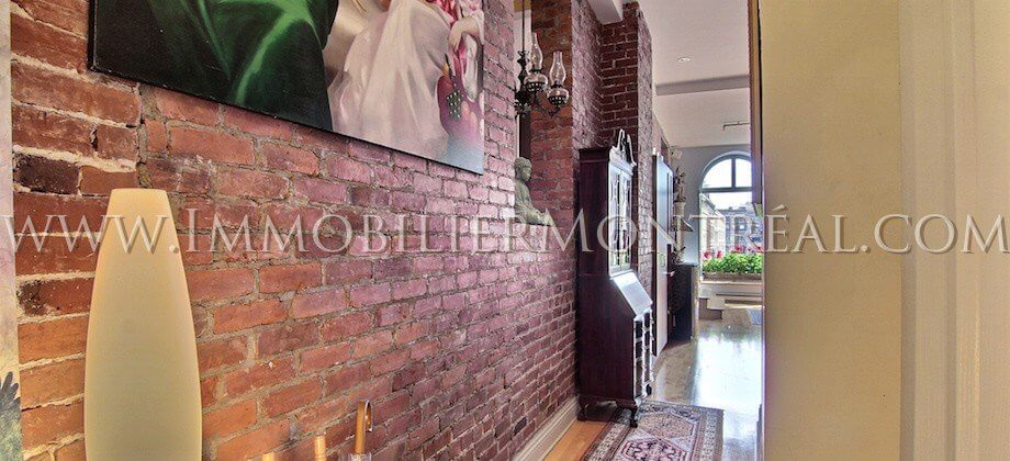 Condo-Loft-Old-Montreal-Old-Port-395-Notre-Dame-Ouest-West-For-Sale-A-Vendre-21A