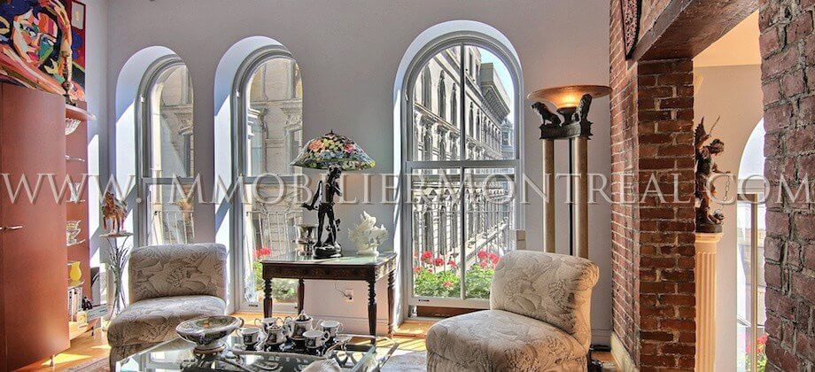 Condo-Loft-Old-Montreal-Old-Port-395-Notre-Dame-Ouest-West-For-Sale-A-Vendre-2A