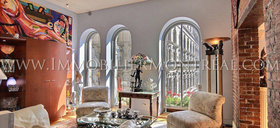 Condo-Loft-Old-Montreal-Old-Port-395-Notre-Dame-Ouest-West-For-Sale-A-Vendre-9A